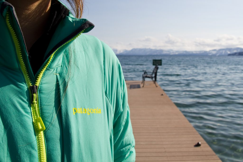 Patagonia Nano Air Jacket, North Lake Tahoe
