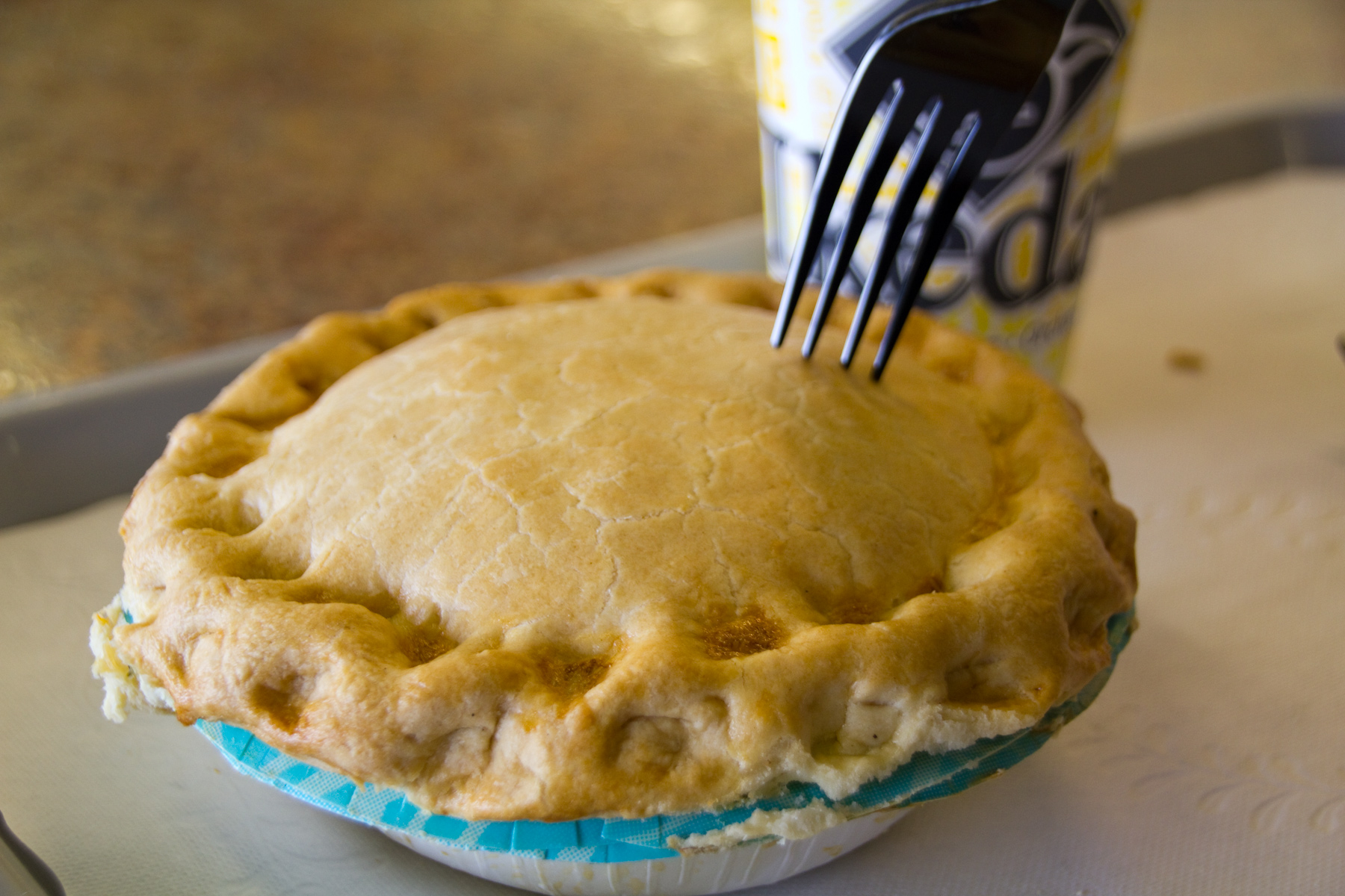 Ikedas - Chicken Pot Pie