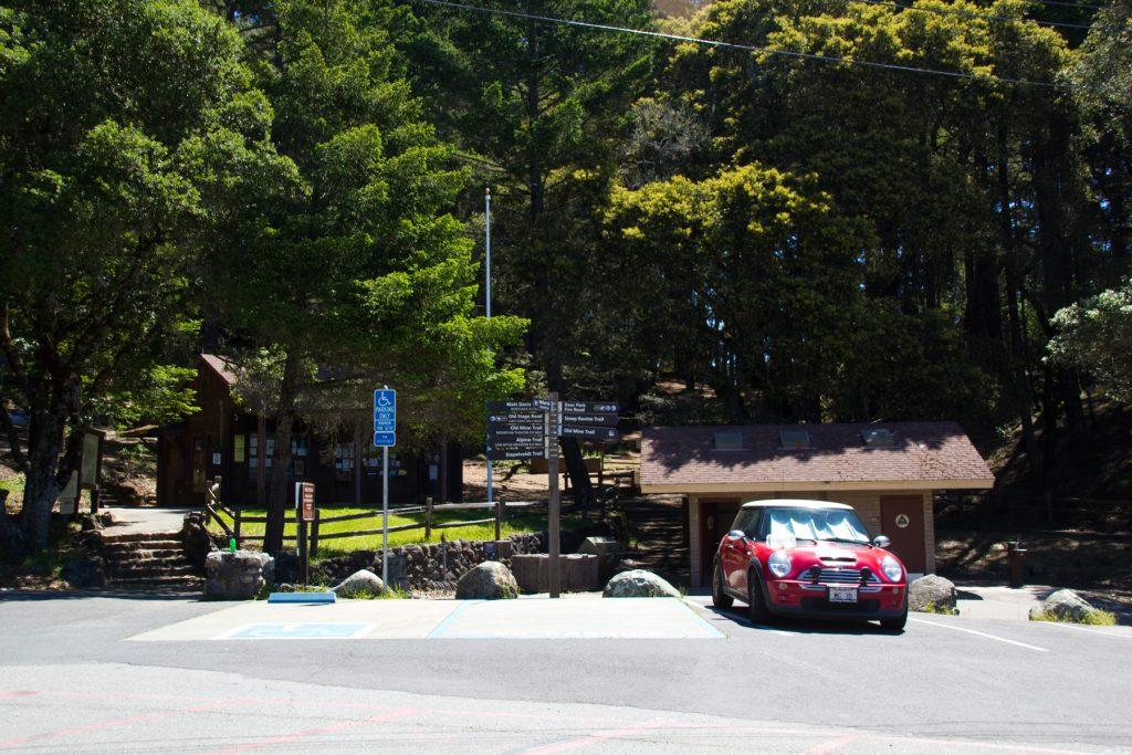 Pantoll Ranger Station - Mt. Tam