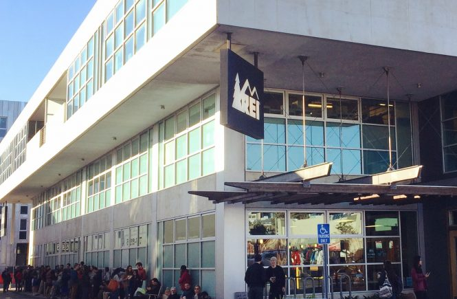 REI Garage Sale San Francisco - Tips