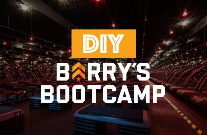 DIY Barry's Bootcamp at Home