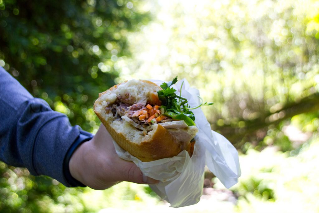 Saigon Sandwich Lunch Break