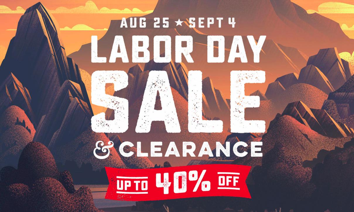 REI Labor Day Sale 2017